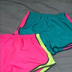 Women's Nike Dri Fit Shorts